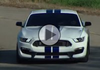 The 2016 Ford Mustang​ Shelby GT350 is a specifically engineered machine!