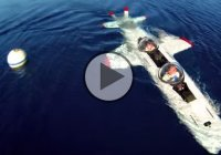 Deepflight's Super Falcon Mark II, an incredible personal submarine!