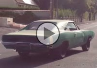 Amazingly preserved 1970 Dodge Charger found in a barn!