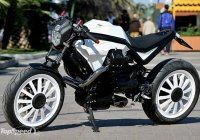 Fillippo Barbacane's Guzzi Diamante – Limited Edition Motorcycle!