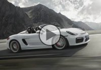 2016 Porsche Boxster Spyder – The Fastest Boxster That Porsche Has Ever Built!