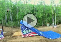 First Ever BMX Quad Backflip By Nitro Circus's Jed Mildon!
