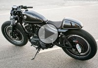Panasonic Inspired Harley Davidson Sportster Build By Roland Sands!