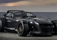 Donkervoort D8 GTO Bare Naked Carbon Edition!!