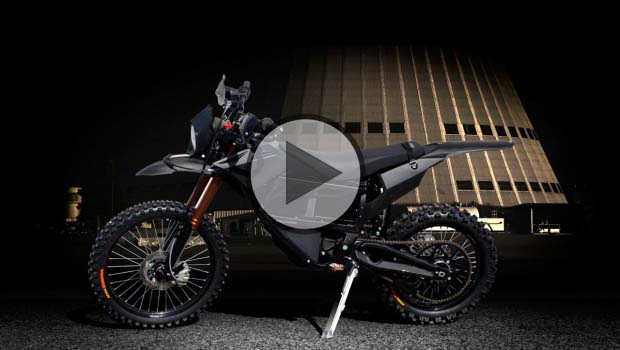 9b2b187507b The Zero Motorcycles MMX Is An Electric Stealth Off-Road Bike For Military  Purposes!