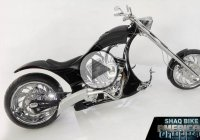 "Shaq's ""Man of Steel"" Chopper – Big Is Definitely Better!"