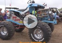 The Biggest ATV In The World With A V8 Powerplant!