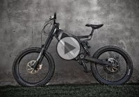 Stealth Bomber Electric Bike Packs A Serious Punch!