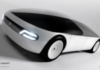 "The Apple ""iMove"" Electric Concept Car!"