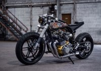 Ed Turner's Latest Creation Is This Extreme Looking Suzuki GSX1100!