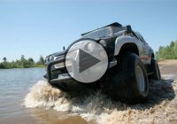 Aton Impulse's VIKING 2992, amphibious all-terrain vehicle!