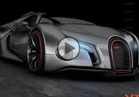 Will the 2016 Bugatti Chiron Hybrid be the most powerful production car ever?