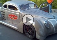 A 1937 Ford Coupe with mid engine LSX!