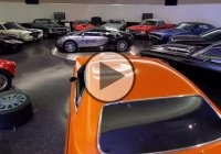 Craig Jackson's garage is heaven for any car enthusiast!