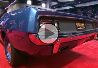 This rare 1971 Plymouth Hemi Cuda was sold for $3,500,000 at Mecum Auction!