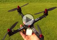 This superfast drone is nothing like anything you've seen before!