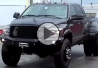 """Optimus"", a Dodge Ram 3500 Twin Turbo Megacab Dually making 1200HP!!!"