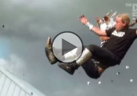 The Dudesons take craziness to another level with this car crash!