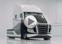 Freightliner supertruck! – the most fuel-efficient truck on the planet!