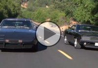 Mike Musto's Black Devils: 1968 Charger and a 1969 Daytona!