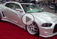 """Fantasy"", the wildest 2013 Dodge Charger Coupe ever!!!"