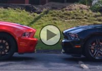 Shelby double trouble! Two GT500's equals total of 1500 HP!!!