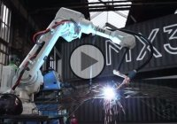 MX3D's robots to 3D print a steel bridge in Amsterdam!!