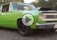 Violent Valiant, a gorgeous 1969 Plymouth Valiant that's turning heads!