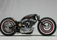 """Rock 'N Bike"" Custom Racer From Art of Racer!"