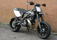 Taffy Racing CR500AF Supermoto – The Black Diamond!
