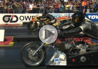 Top Fuel Drag Bike Crash – What Happened Next Will Amaze You!!
