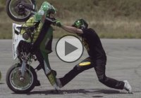 Icon Presents The Motorcycle Challenge: Skill Shot – Amazing Bike Stunts That Will Blow Your Mind!!