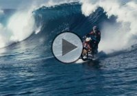 Robbie Maddison Surfs a Motocross Bike – DC's Pipe Dream!