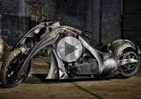 The Behemoth Custom Bike Is One Powerful Beast!!