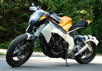 1987 Honda CBR 1000F Custom Streetfighter Motorcycle by Custom Fighters!