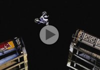 Epic And Scary – Robbie Maddison Backflips The Tower Bridge in London!