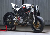 Custom Ducati S4R Monster By Paolo Tesio!
