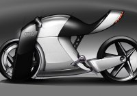 The Audi RR Concept Bike By Damien Viczarra – Stylish, Pure & Simplistic!