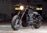 Nozem Satan Black –  Custom Drag Bike!