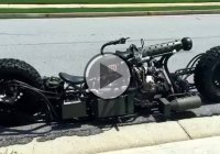AWD Hydrostatic Diesel Motorcycle – Simply AWESOME!