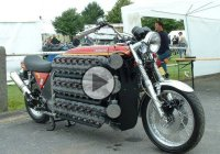 Amazing Kawasaki With 48 Cylinder!!!