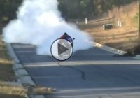 Musa Does a Crazy Burnout! Is he Better than Still Balling Racing team?