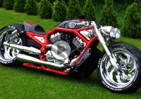 Are you ready to see the most awesome turbocharged custom Harley Davidson in Estonia?