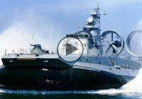 """Zubr"", world's largest military hovercraft! Made in Russia!"