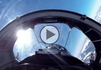 An immersive 360° experience from the cockpit of a F-5 Fighter Jet!