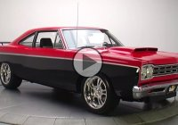 This 1968 Plymouth Roadrunner is one killer mopar and it's for sale!