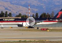 Take a look inside Donald Trump's custom design VIP Boeing 757!!