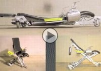 Mechanics roller seat – The Human Hoist 2 in 1!