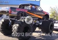 BIGFOOT 20, the first and only electric Monster truck in the world!!