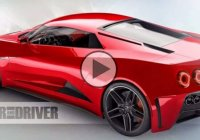 The 2017 Corvette C8, Zora ZR1 with mid-engine will become a reality!